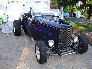 1932 Hi-Boy Roadster