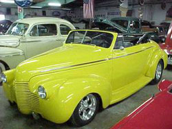 1940 Chevy Convertible Street Rod